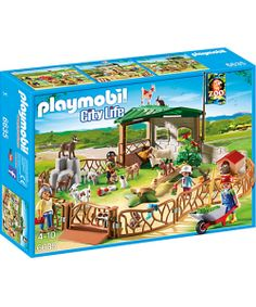 PLAYMOBIL ® figure 6635 ZOO PARA NIÑOS