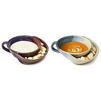 SOUP AND CRACKERS BOWL|UncommonGoods