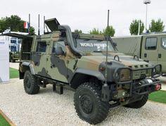 Презентация бронированной машины Iveco LMV 2 | Defence.Ru