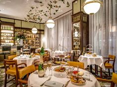 Afternoon tea at The Ivy Kensington Brasserie