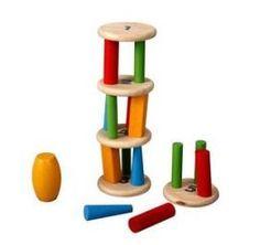 Montessori Materials - Tower Tumbling