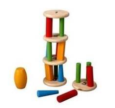 Montessori Materials - Tower Tumbling