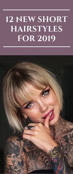 The Short Pixie Cut - 58 Great Haircuts You'll See for 2019 - Hairstyles Trends Best Bob Haircuts, Popular Short Hairstyles, Bob Haircuts For Women, Great Haircuts, Trending Haircuts, Short Hair Cuts For Women, Short Hairstyles For Women, Short Hair Styles, Pixie Haircuts