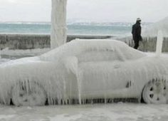 Top 10 Coldest Recorded Temperatures On EARTH!