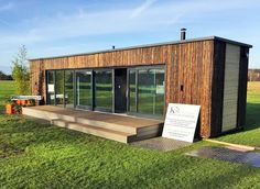 Ireland's first shipping container home