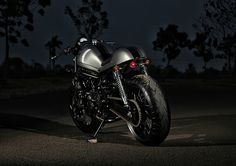"[Photo/Video] Special Motos ""Café racer"""