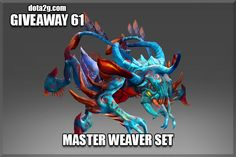 Giveaway 61 - Master Weaver Set