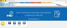 Cómo solicitar el borrador de la Renta por Internet Renta, Internet