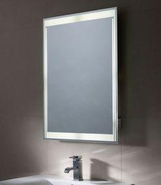 Tavistock Equalise Backlit Bathroom Mirror   Taps at Bathshop321