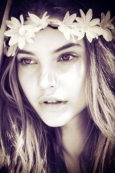 Barbara Palvin ♥ Love this close up shot and editing