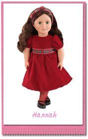 Regular Dolls 18inch dolls   Our Generation Dolls