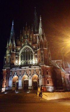 St Joseph's, Krakow, Poland