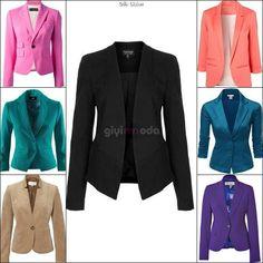 office style key pieces - blazer =>http://www.giyimvemoda.com/bayan-ofis-kiyafetleri-ve-temel-parcalar.html