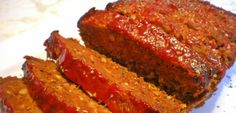 Momma'S Healthy Meatloaf with Cooking Spray, Olive Oil, Green Bell Pepper, Sw. Deer Recipes, Wild Game Recipes, Great Recipes, Favorite Recipes, Easy Recipes, Bear Meat Recipe, Ketchup, Traditional Meatloaf Recipes, Brown Sugar Meatloaf