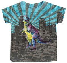"Stella Blu Clothing ""Dinosaur"" T-Shirt"