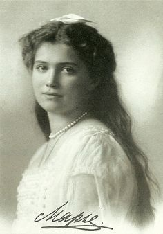 Grand Duchess Maria Nikolaevna Of Russia | Grand Duchess Maria Nikolaevna of Russia | Flickr - Photo Sharing!