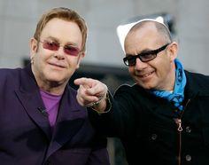Bernie Taupin; Elton John