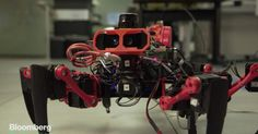 Watch These Spiderbots Train to Build a City on the Moon