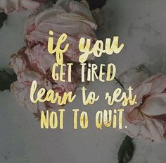 After long days, weeks or months.I absolutely love this encouragement! Props to for making it! Rest gladiators - rejuvenate, recuperate but don't quit! Long Day Quotes, Rest Day Quotes, Quote Of The Day, Quotes To Live By, Life Quotes, Uplifting Quotes, Motivational Quotes, Inspirational Quotes, School Motivation