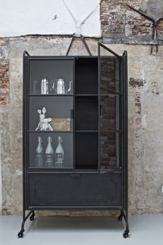 Glass-Front Display Cabinets for Every Budget