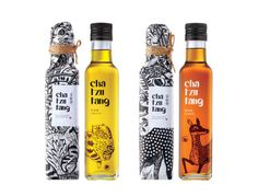 Cha Tzu Tang on Packaging of the World - Creative Package Design Gallery