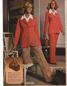 1975 pantsuits.