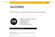 Titan Framework
