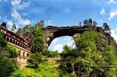 Pravčická brána in Bohemian Switzerland - Amazing Czechia