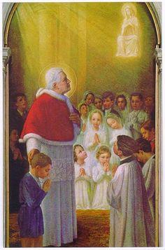 O Segredo do Rosário: São Pio X e Nossa Senhora