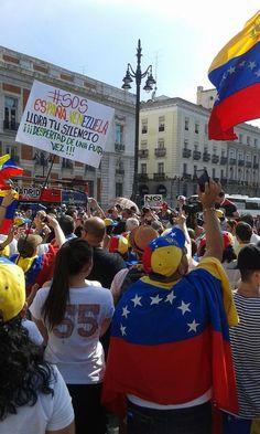 #30M Desde España dicen presente #360UCV