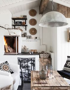 Уютный и стильный норвежский дом