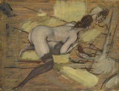 boldini, giovanni solo con lo specchio   nude   sotheby's n09143lot44n6ten