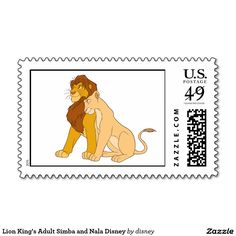 Lion King's Adult Simba and Nala Disney Stamp we are given they also recommend where is the best to buyDiscount Deals Lion King's Adult Simba and Nala Disney Stamp lowest price Fast Shipping and save your money Now! Disney Tickets, How To Make Stickers, Simba And Nala, Pinturas Disney, Winnie, I Luv U, Tumblr Stickers, Aesthetic Stickers, Stamp Collecting