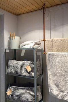 diy-vinkki pyyhetanko - modernekohome | Lily.fi