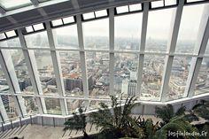 Il y a un nouveau venu dans la sphère des lieux pour les jolies vues de Londres. Ouvert à la mi janvier 2015, le Sky Garden se situe dans la City au 20 Fenchurch St et occupe les 3 derniers étages …