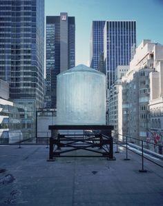 Rachel Whiteread. Water Tower. 1998   MoMA