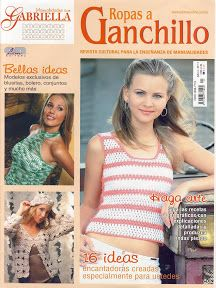Manualides Gabriela Ropas a Ganchillo Año 2 Nro 11 - Alejandra Tejedora - Picasa Web Albums