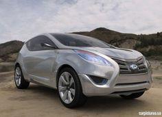 #Hyundai Nuvis #Concept http://www.hyundaiofnicholasville.com/