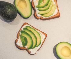 Honey Yogurt Avocado Toast Recipe