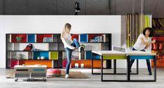 despachos, trabajo y ocio no son incompatibles  www.moblestatat.com horta barcelona