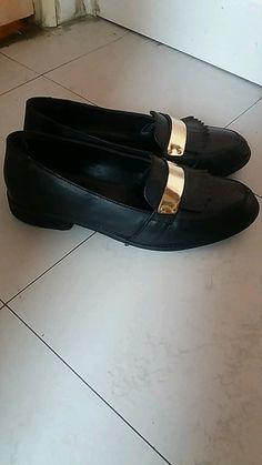 Mocassins Noir Mocassins, Salvatore Ferragamo, Flats, Shoes, Style, Fashion, Womens Fashion, Accessories, Loafers & Slip Ons