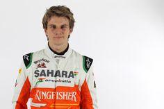 """Após se ver em uma """"roubada"""" com a Sauber, Nico Hulkenberg retorna à Force India para 2014."""