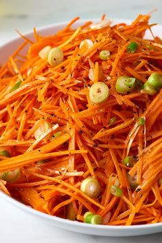 Recipe: Tangy Carrot Slaw — Quick and Easy Weeknight Sides