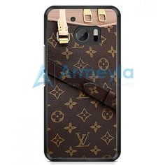 Louis Vuitton Pallas Monogram Canvas Handbags HTC One M10 Case   armeyla.com