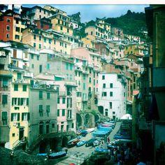 Riomaggoire, Italy