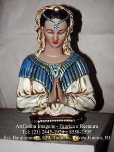 Salve Santa Sara Kali ! ArtCunha Artesanatos. Pecas, artefatos, estatuas e imagens sacras. (21) 2445-1929 #SantaSara #SantaSaraKali #SaraKali #Sara #cigano #ciganos #cigana #ciganas #povocigano #altar #religião #religiao #fé #umbanda #decoração #artesanato #decor #arte #busto #pintura #quadro #parede #gesso #riodejaneiro #rio #errejota #021rio #padroeira #Roma #Romani #romane #gypsy #gipsy #altar #tenda #rom #gitana #gitano #gitanas #gitanos #Sarah #SaintSarah #religião #religiao #fé…