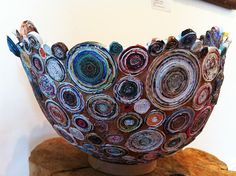 Beautify Your Home With These Organic and Natural Decorative Bowls Designed by Flavia Lovatelli