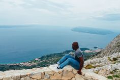 Up In the Biokovo Mountains… In Croatia