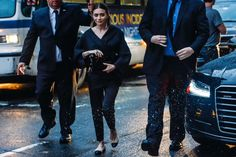 ommy Ton's Best Street-Style Snaps From a Soggy CFDA Awards