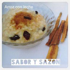 RECETA DE ARROZ CON LECHE PERUANO  http://elpostreperuano.blogspot.com/2013/08/receta-de-arroz-con-leche.html